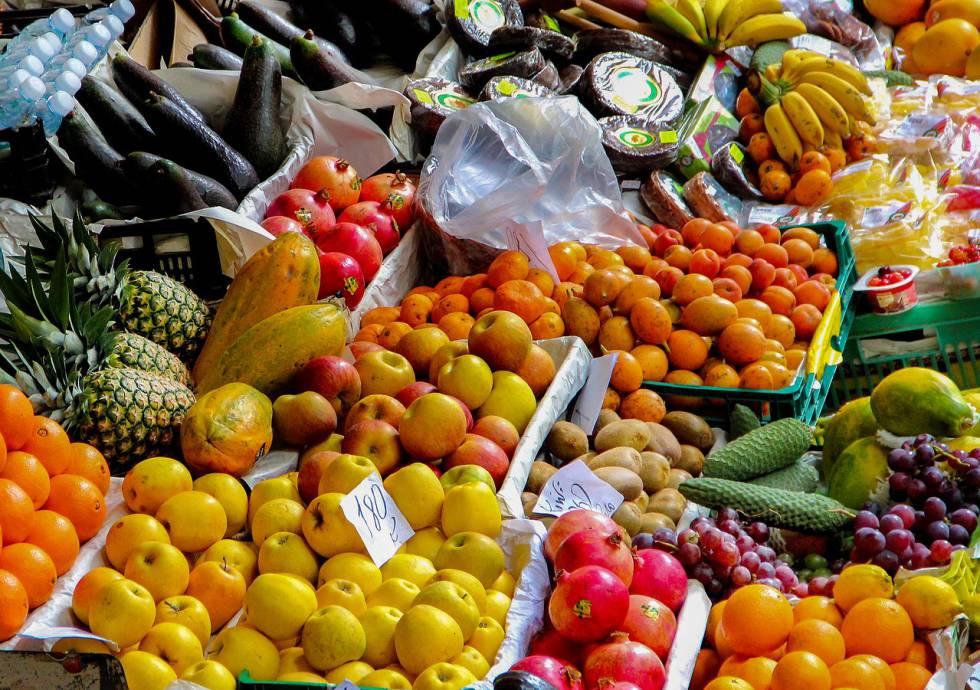 Adelgazar sin comer verduras ni frutas