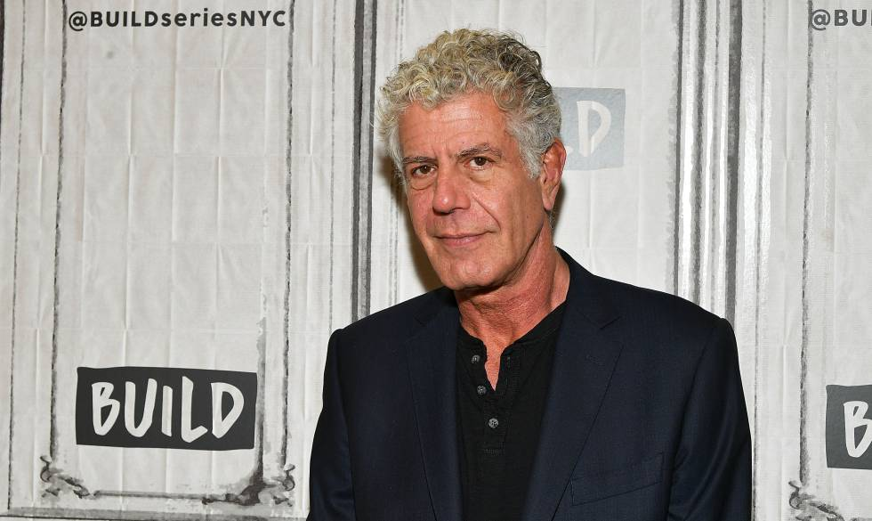 Morre Anthony Bourdain