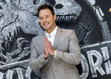 Chris Pratt, el 'heredero' de Harrison Ford