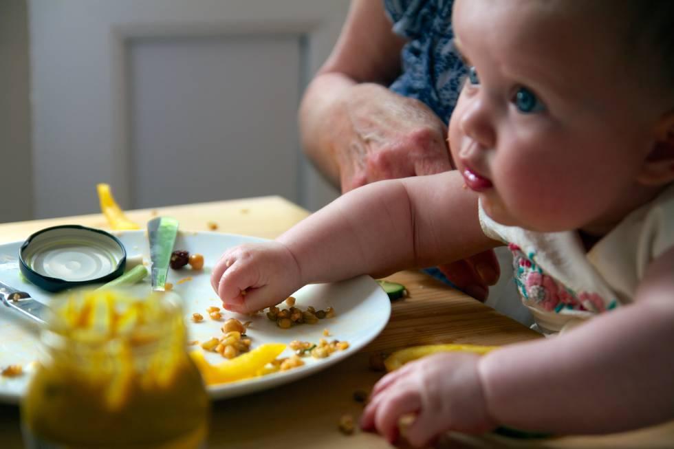 alimentacion bebe 7 meses oms
