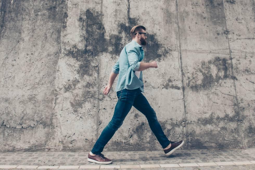 Esta Es La Velocidad A La Que Tiene Que Caminar Para Vivir