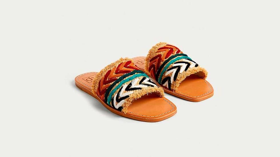 La era de las sandalias cómodas  12 tendencias para llevar este verano fa96b330246f