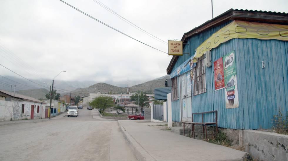 No total, 22% da população da Comuna de La Higuera está em situação de pobreza