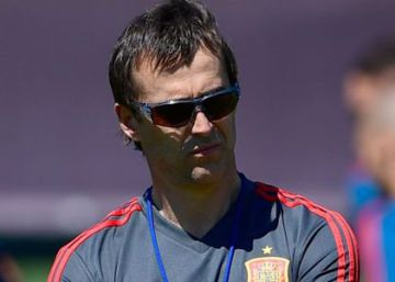 Spain coach sacked just before Russia World Cup