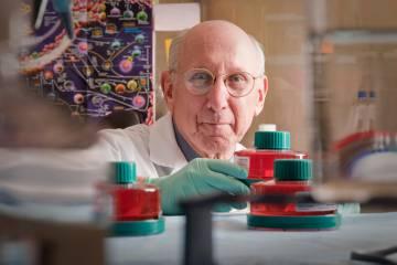 El cirujano Steven Rosenberg.