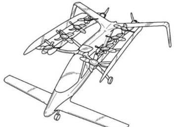 El cofundador de Google quiere hacer realidad el sueño del coche volador