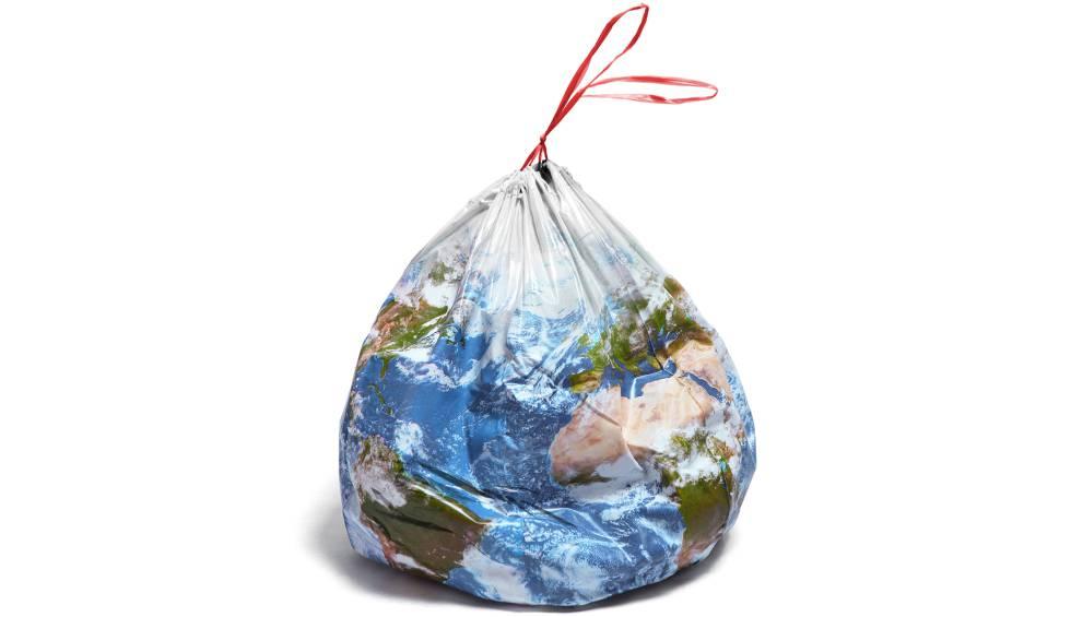 Un planeta asfixiado en plástico