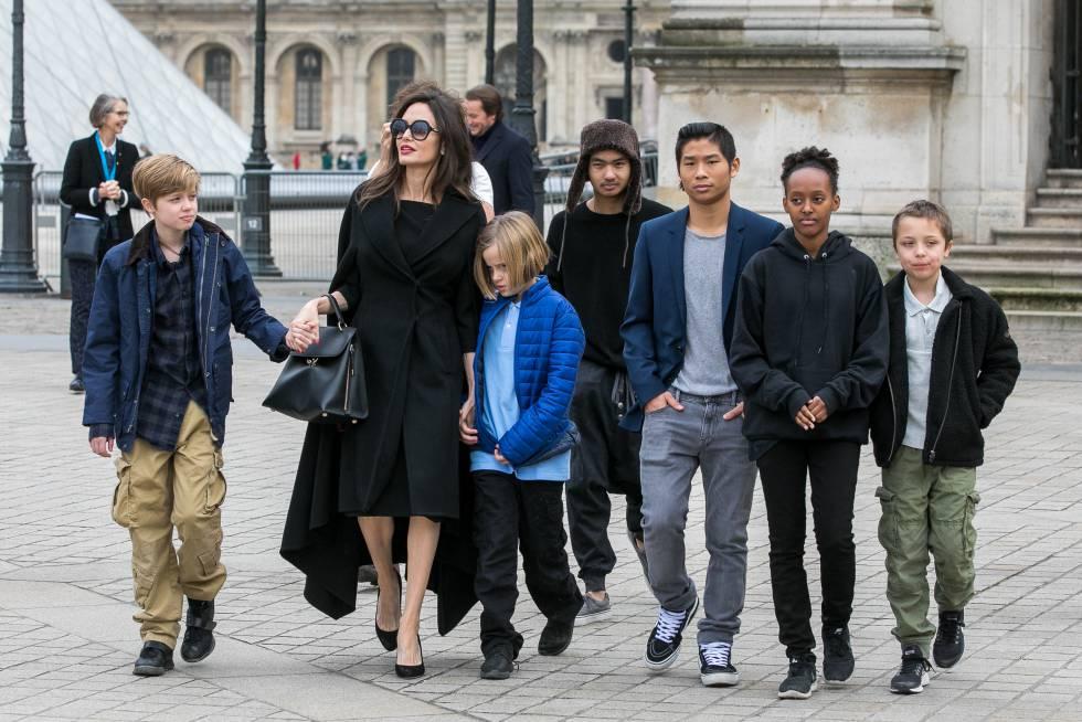 Maddox Jolie Pitt No Tendrá Que Ver Obligatoriamente A Su Padre