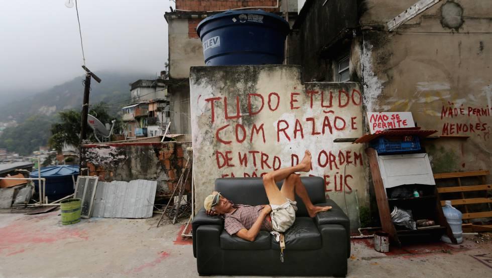 Brasil La Arquitecta Que Se Mete En Las Favelas En Busca De