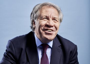 "Luis Almagro: ""Sometimes failures can also bring progress toward democracy"""