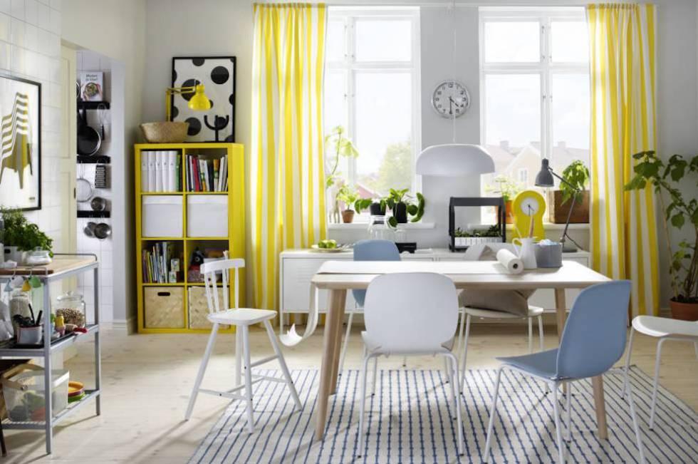 Ideas De Decoracion Con Muebles De Ikea.Que Tiene Este Mueble Para Ser El Mas Vendido De Ikea En Espana