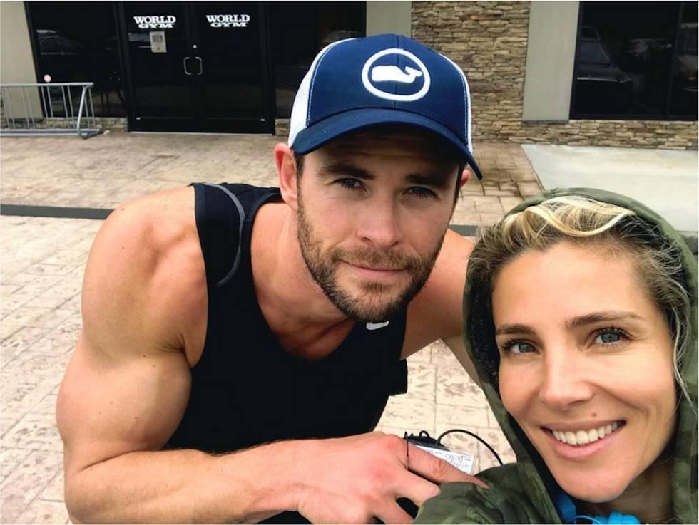 La nueva dieta de Chris Hemsworth de la que Elsa Pataky discrepa ...