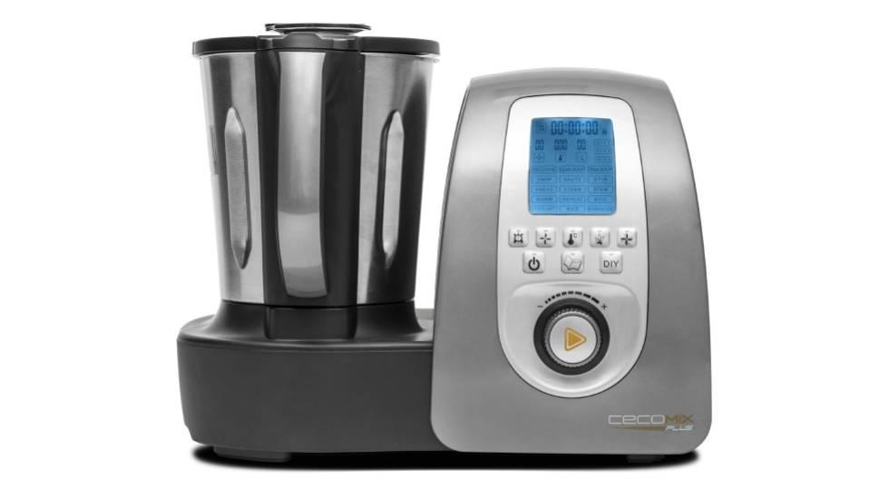 Los Mejores Robots De Cocina Por Menos De 600 Euros Escaparate