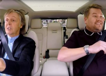 El 'Carpool Karaoke' de Paul McCartney que ha dejado al mundo sin palabras