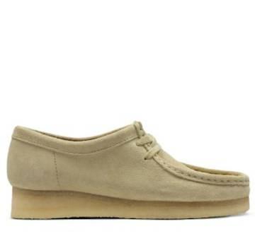 El calzado favorito de David Beckham se llama Wallabee y es de Clarks.