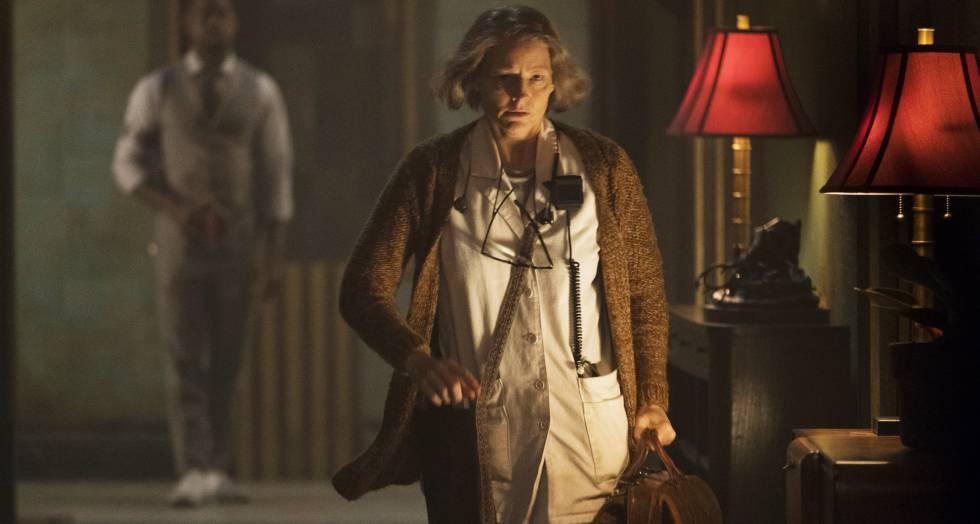 Jodie Foster en 'Hotel Artemis'.