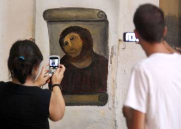 'Ecce Homo' - the rubbish effect