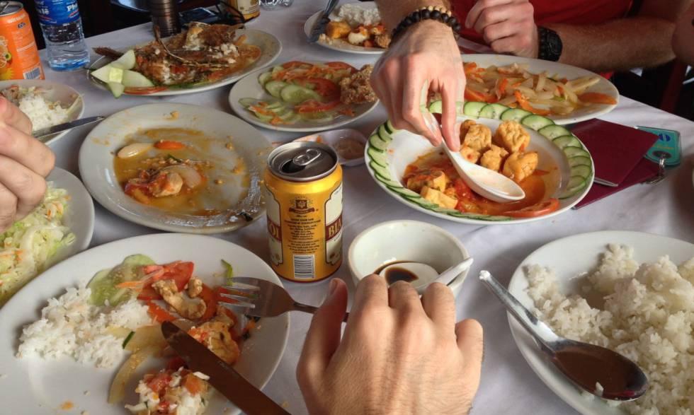 La dieta mediterránea se considera un modelo de alimentación sana.
