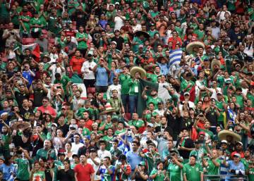 FIFA fines Mexico for fifth time over fans' homophobic soccer chants