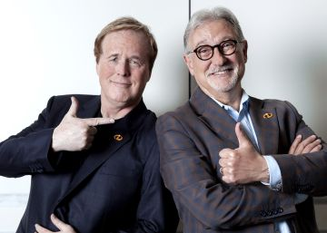 Brad Bird & John Walker: director y productor superheroicos