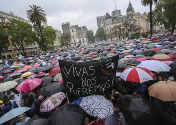 Argentina sees six gender-related murders in two days