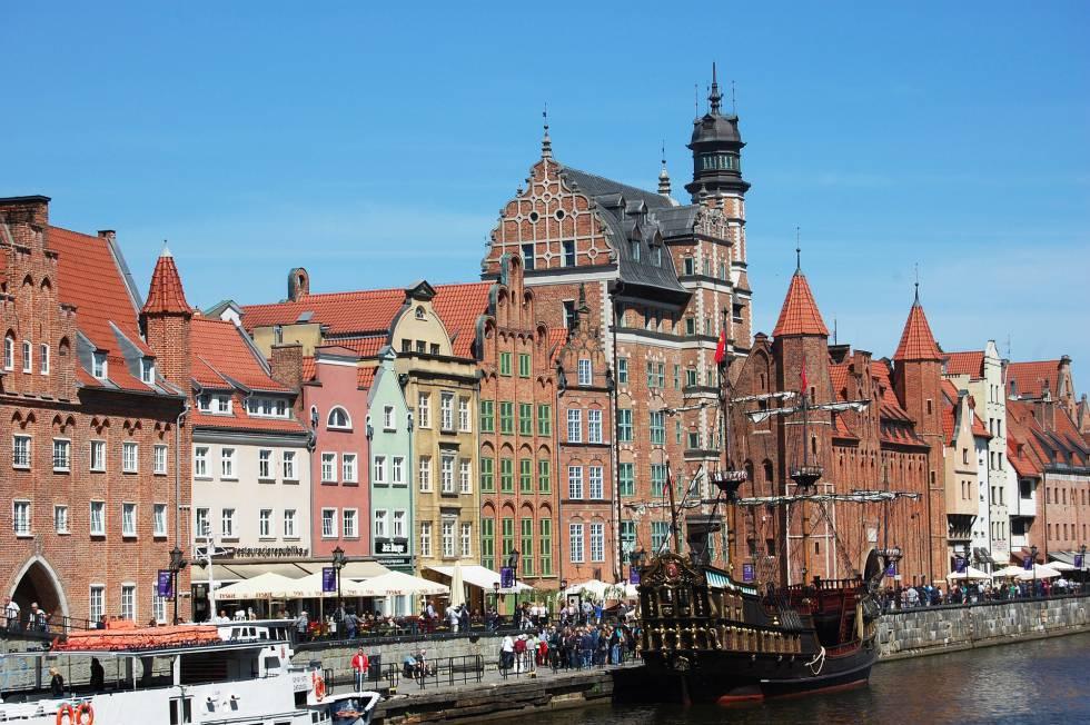 Gdanks, Polonia.