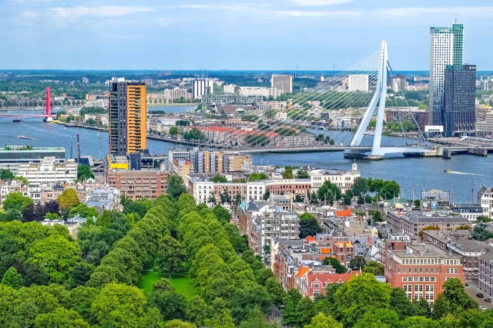 Rotterdam, Holanda.