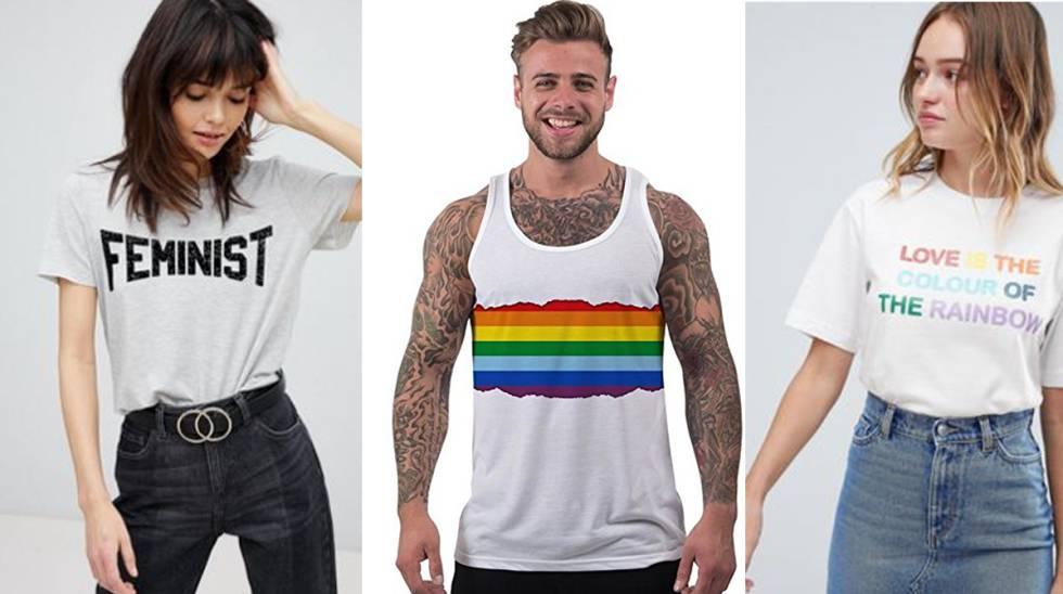 15 camisetas con mensajes reivindicativos para llevar todo el año ... 8c529917ad8ac