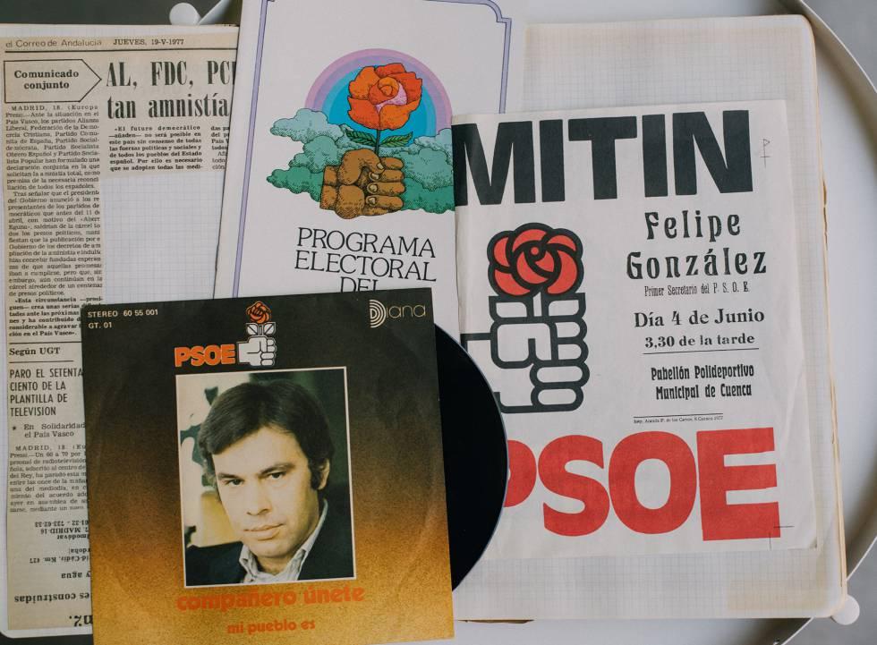 Los papeles secretos de Felipe González
