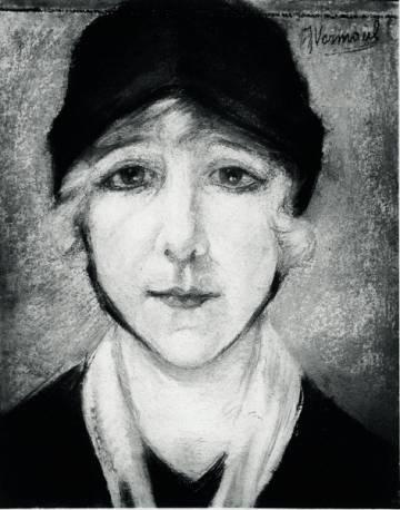 Retrato de Suzanne Noël cedido por el Club Soroptimista de París.