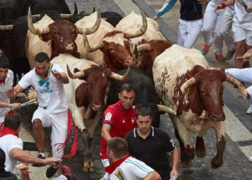 In photos: Day 6 of the Running of the Bulls in Pamplona