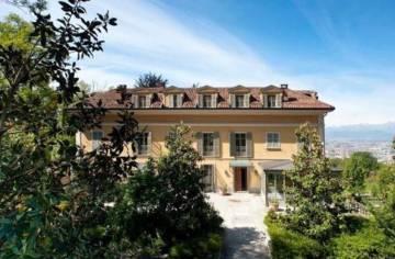 La posible futura mansión de Cristiano Ronaldo en Turín.