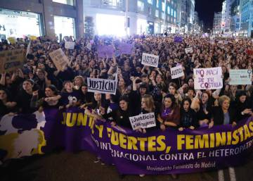 One in three Spanish women has felt sexually harassed, new poll finds