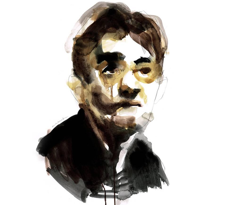 La nueva vida de Philippe Lançon, el escritor que sobrevivió al ataque a 'Charlie Hebdo'