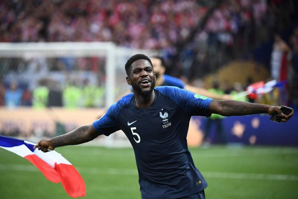 El talento de origen africano conquista el Mundial