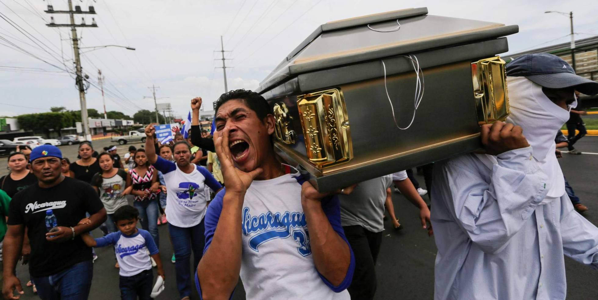 Fotos: Nicaragua: Tres meses de crisis política | Internacional | EL PAÍS