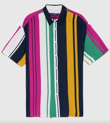 9b99eb0a67c8 Qué tiene esta camisa de Zara de 9,99 euros para haberse convertido ...