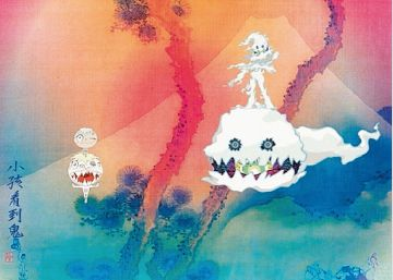 Disco ICON recomendado: 'Kids see ghosts', de Kanye West & Kid Cudi
