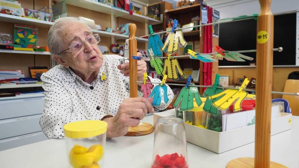 Los trucos para que los niños aprendan matemáticas, según la profesora que lleva 50 años enseñándolas