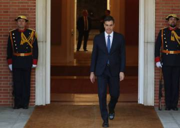 New Spanish PM seeks to send firm message with Cabinet picks