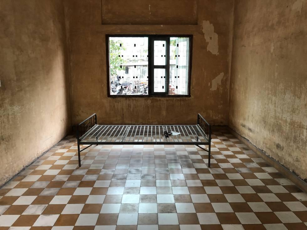 Toul Sleng: la visita más espeluznante de Camboya | Blog Paco ...