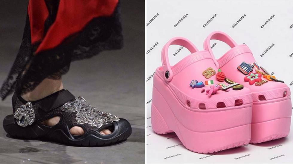 b8ca42f22dc Las sandalias de tacón de Crocs arrasan en ventas pero todavía se ...