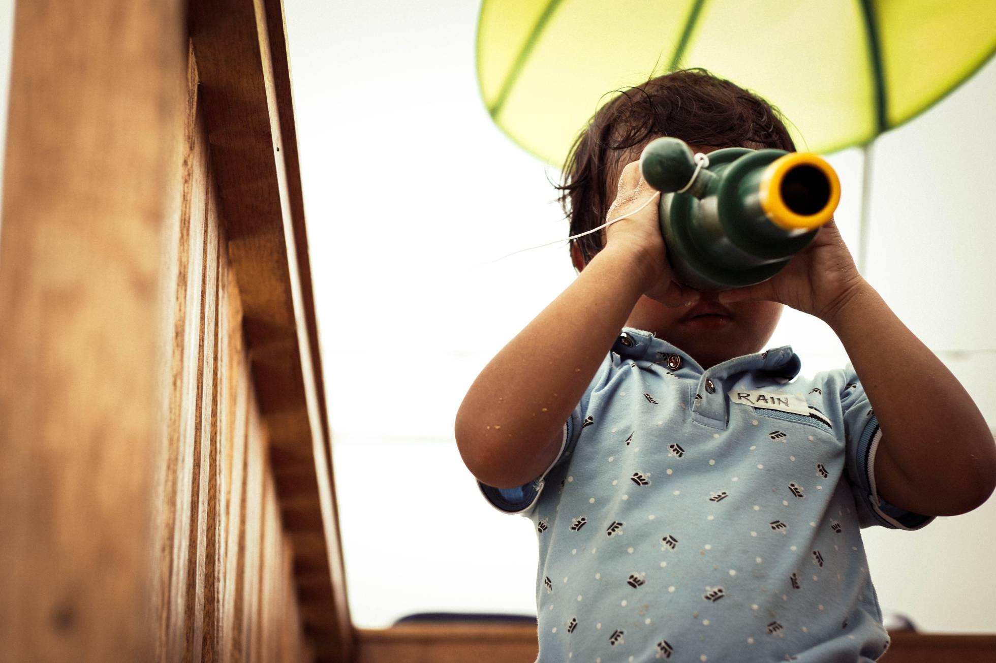 Durante la infancia se construyen memorias que después desaparecen
