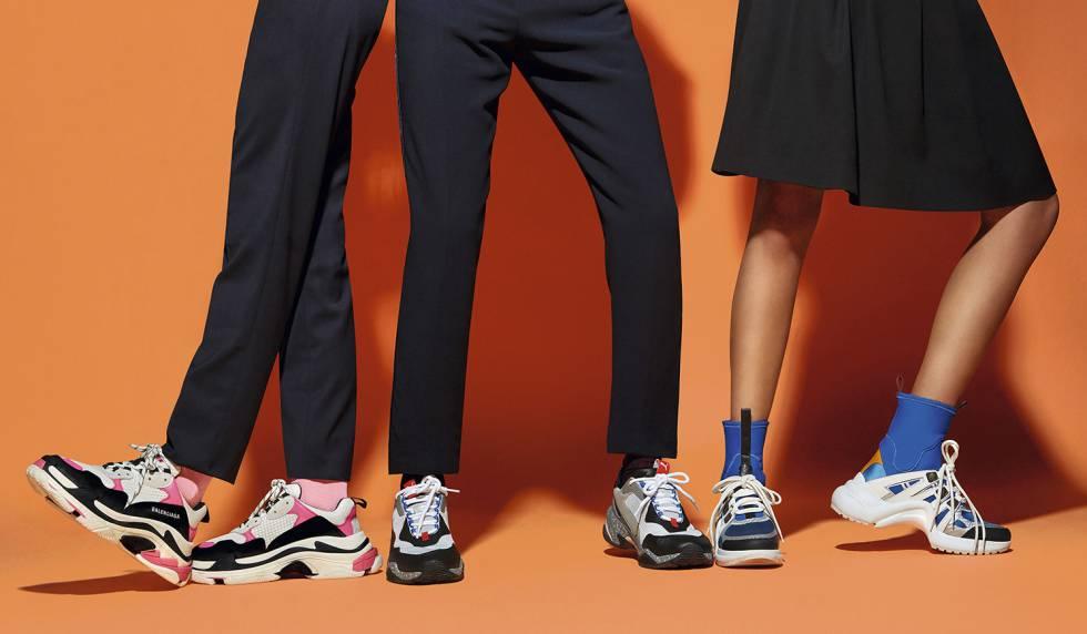 1f0513616a Reportaje  Chanel  La zapatilla conquista el mundo