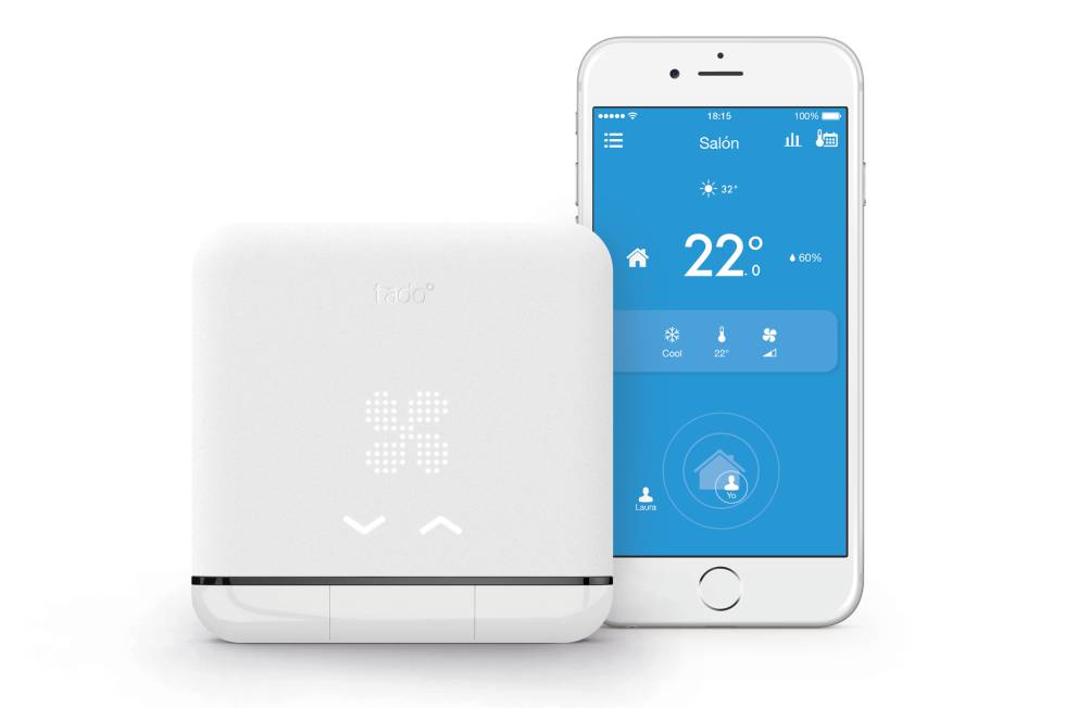 tadoº Smart AC Control: un dispositivo para controlar el aire acondicionado desde el móvil