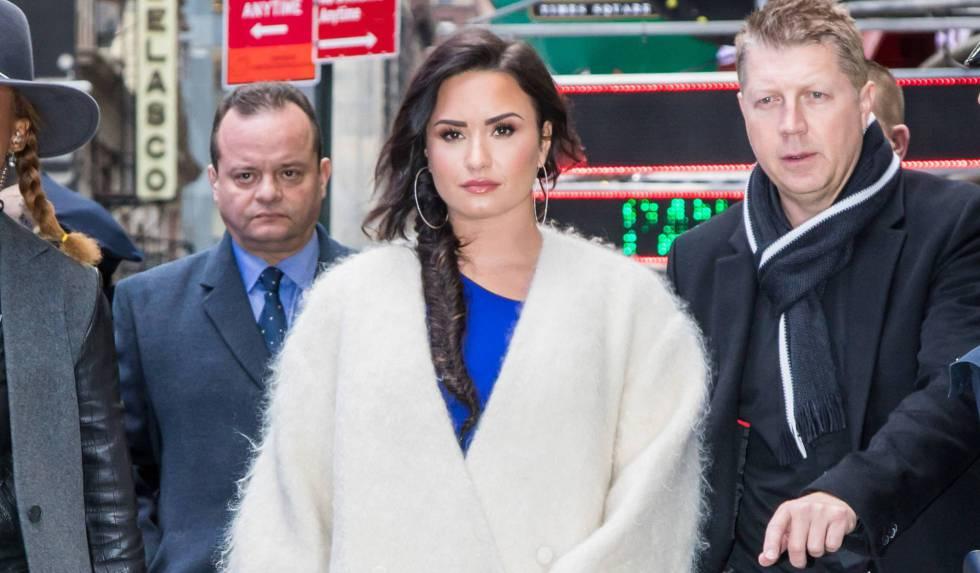 Demi Lovato, en una imagen del pasado enero.