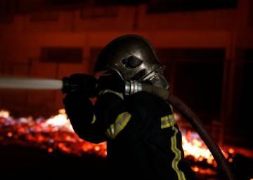 Los incendios en Grecia, en imágenes