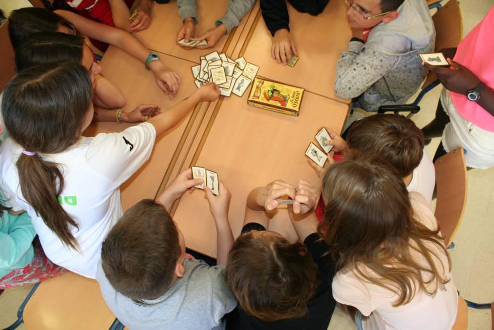 Juegos de mesa en el aula: jugar para aprender