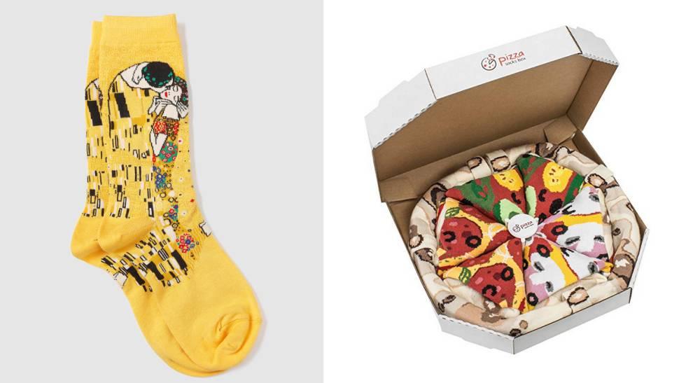 a0791c2d La revolución de los calcetines de diseño: de 'El Beso' de Klimt a ...