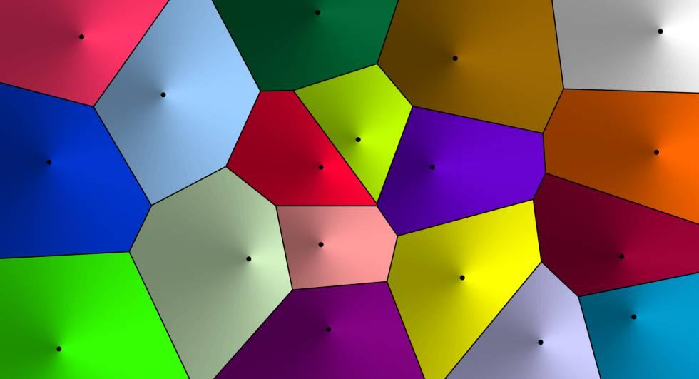 Hemos descrito un nuevo objeto geométrico y lo llevas puesto ...